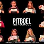 musicallesklas 12+, 2020-2021. Toneelles of musicalles volg je natuurlijk bij Pitboel Art School!