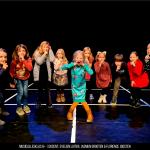 musicallesklas 6+, 2020-2021. Toneelles of musicalles volg je natuurlijk bij Pitboel Art School!