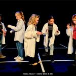 toneellesklas 7+, 2020-2021. Toneelles of musicalles volg je natuurlijk bij Pitboel Art School!