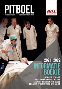 informatieboekje 2021-2022 Pitboel Art School